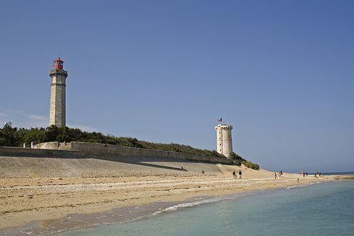 La Tour et le Phare des Baleines - Saint-Clément-des-Baleines  - Ile de Ré + Photos