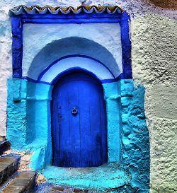 Morocco. Maria Victoria Guerrero