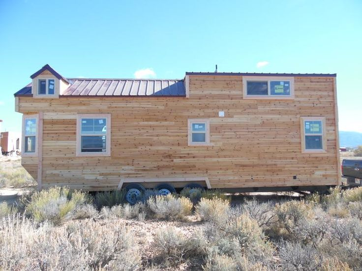 Tiny Homes Built to Last Much Longer Than an RV or a Regular Home