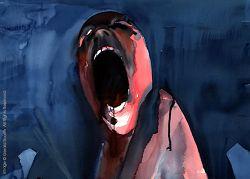 Оригиналы картин британскогохудожника-карикатуриста и аниматора Джеральда Скарфа, созданных в 1982 году для киноадаптации «The Wall» группы Pink Floyd, будут выставлены на продажу в Сан-Франциско во время проведения в этом году крупной выставки San Francisco Art Exchange. Скарф вы�