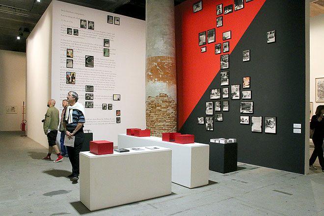 Samson Kambalu, Venice Biennale 2015  /  © Photo: Haupt & Binder