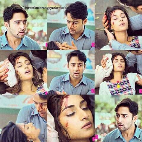 The most crying scene....my first episode of this serial...wohhww...