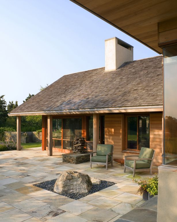Wainscott Residence | Lee H. Skolnick Architecture + Design Partnership | Archinect