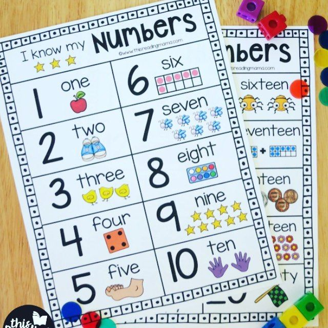 preschool number chart number names worksheets 187 number chart for kindergarten 866