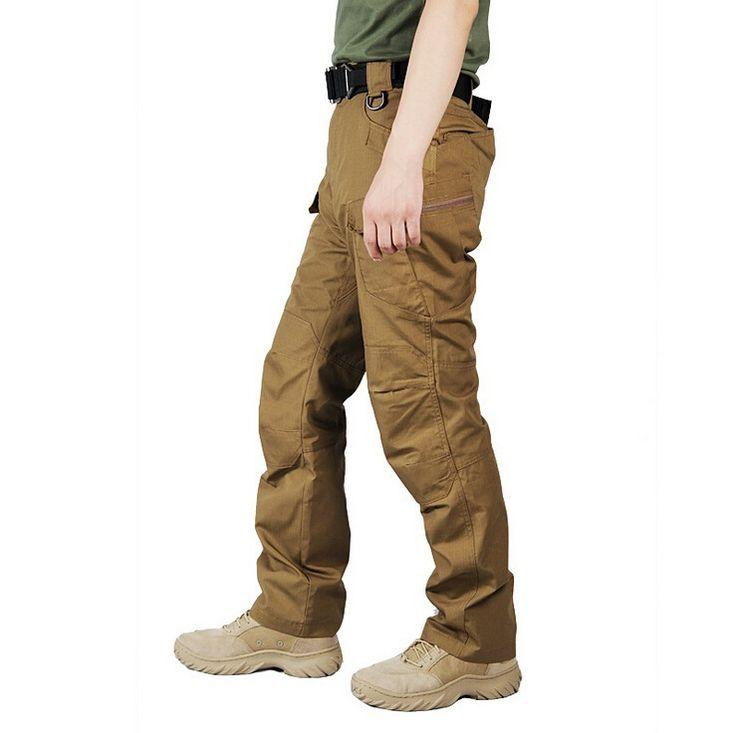 Тактические штаны Thunder. Армейские брюки адаптированные для ношения по городу.