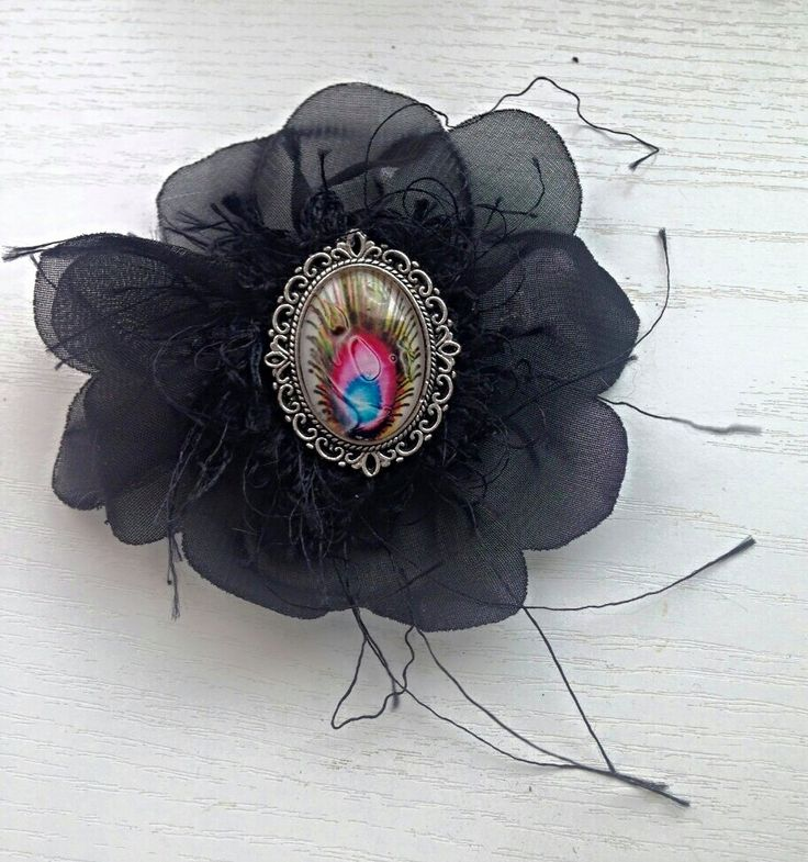 Brooch. Made by UstriZeny:Retuseva.