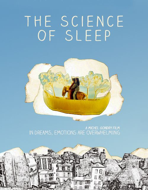 the science of sleep A description of tropes appearing in science of sleep originally titled la science  des rêves, this quirky 2006 french film starring gael garcía.