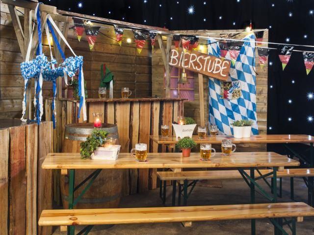 Oktoberfest of Duits bierfeest organiseren? | Ome Piet Verhuur