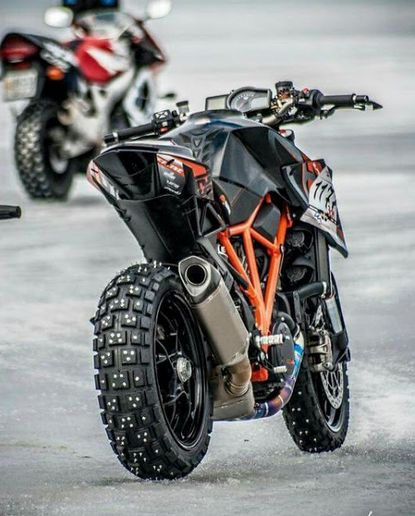 KTM Superduke Offroad