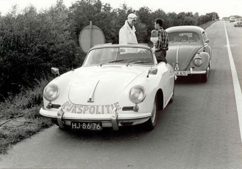 """Did you know that famous Ferdinand Porsche has also designed the first VW Beetle? For all his achievements he was named the """"Car Engineer of the Century"""" in 1999. #cars #bestengineer"""