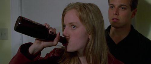 supervillain: Go (1999), dir. Doug Liman Sarah Polley in this...