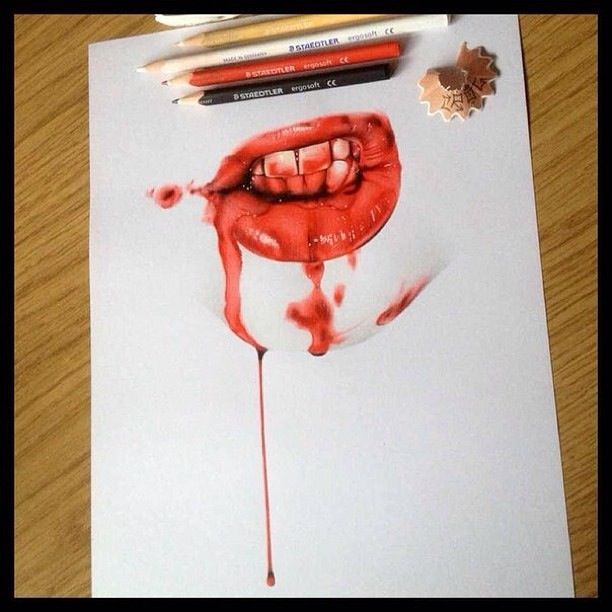 25 Best Images About Vampire Mouth On Pinterest