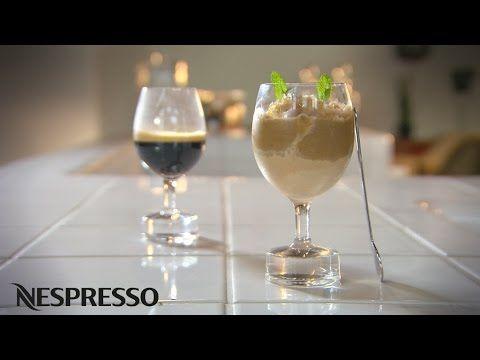 Recept voor café glacé met koffiesaus | njam!