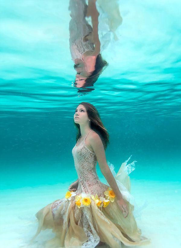 Ocean flower - Elena Kalis