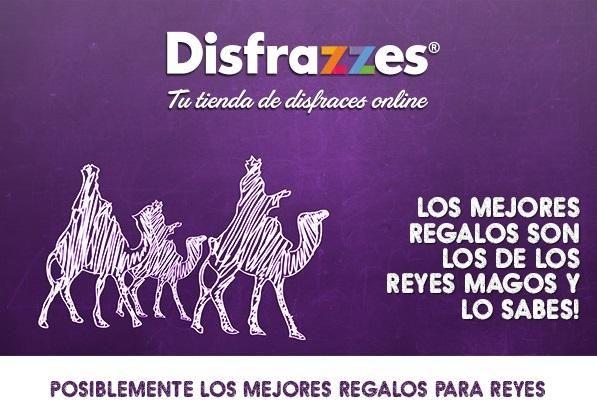 Los #disfraces mas originales y divertidos para los Reyes, aquí en @disfrazzes http://ow.ly/Wn2ju