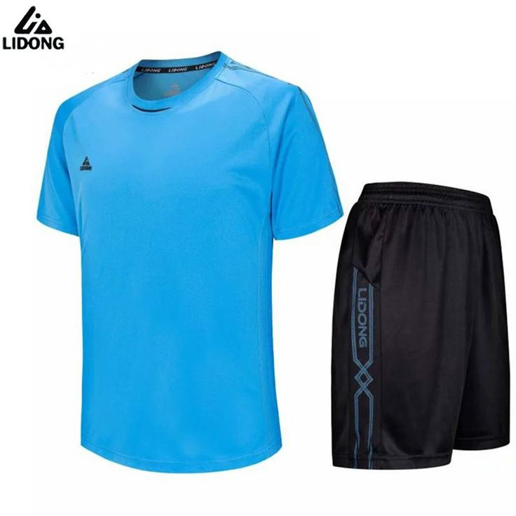 LIDONG Football Jerseys Set High Quality Kids Soccer Kits Uniforms Men Football Training Jersey Suit Blank Team Customize