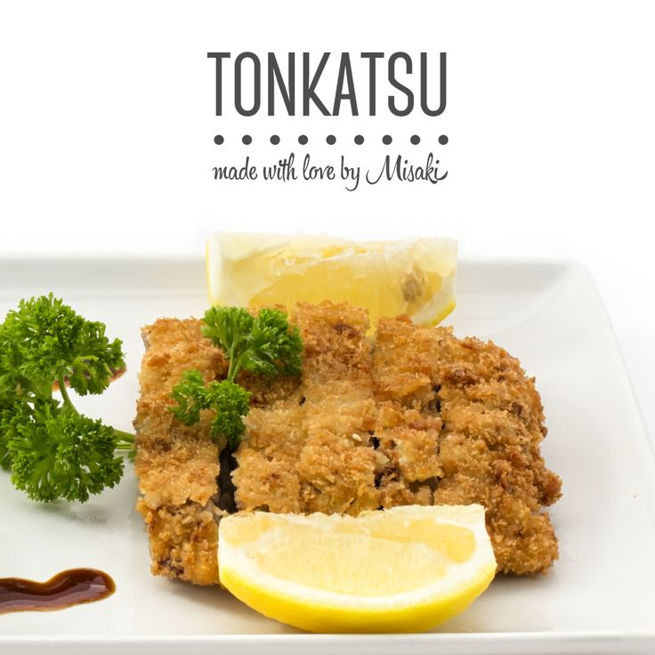 Stasera vi presentiamo un #piatto ricco di #storia: #Tonkatsu - #Carne #Suina Impanata con #Uova e #Panko Il Tonkatsu è stato introdotto in #Giappone dai portoghesi.  Questo piatto fu originariamente considerato come uno #yōshoku— piatti tipici della #cucina europea modificati per adattarli al gusto dei giapponesi che furono creati tra la fine del 19° e l'inizio del 20° secolo — e fu chiamato #katsuretsu (cotoletta) o semplicemente tonkatsu (carne di maiale) #Pompei #Misaki #Sushi #foodie…