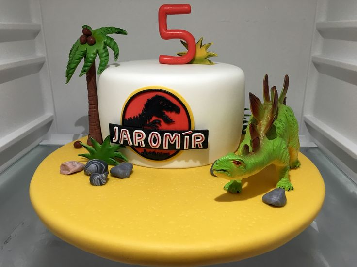 Children Dinosaur Cake, dort dinosaurus