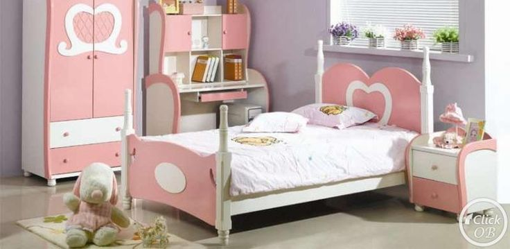 The Exclusive Pink Bedroom Themes for girls