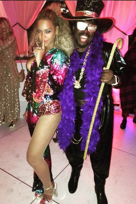 Beyonce's Soul Train Bash