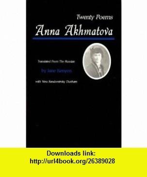 Russian Anna Andreevna Akhmatova 83