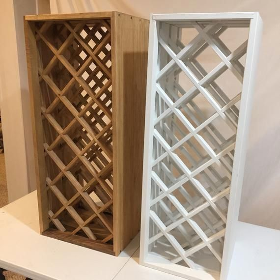 14 Diy Wine Racks Made Of Wood Kelly S Diy Blog Diy Wine Rack