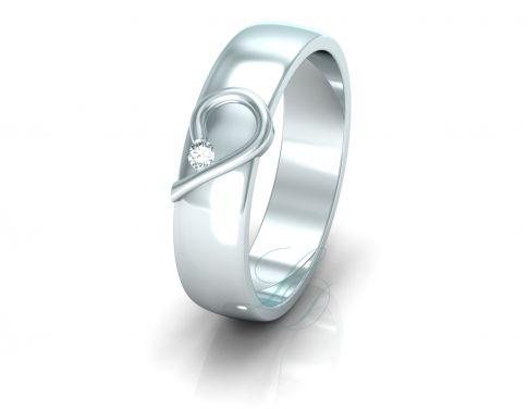 ROMEO - Wedding Ring FOR HIM - LucyDiamonds.cz