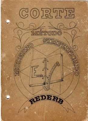 "Moldes Moda por Medida: LIVRO - 10 ""CORTE MÉTODO MODERNO SIMPLIFICADO"""