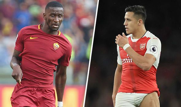 Paper round-up: Chelsea step up hunt for Antonio Rudiger Alexis Sanchez future clear   via Arsenal FC - Latest news gossip and videos http://ift.tt/2twmWxs  Arsenal FC - Latest news gossip and videos IFTTT