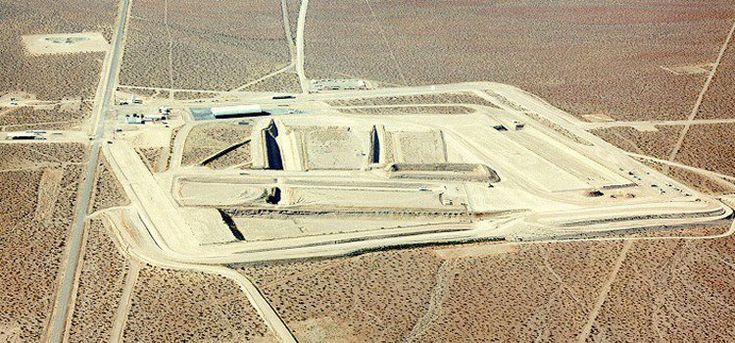 The United States Air Force Facility Known As Area 51 Is A Highly Classified Remote Detachment Of Edwards Base Within Nevada Test And