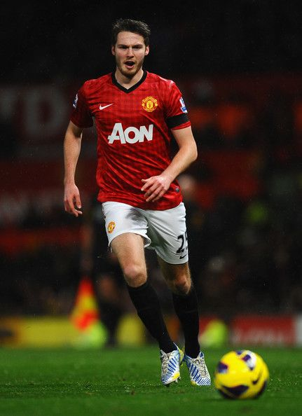 Nick Powell on Manchester United