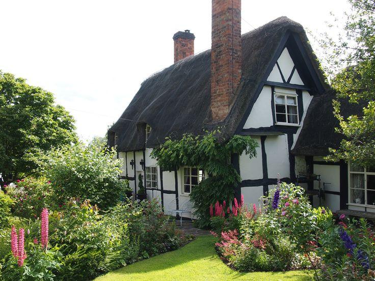 Ferienhaus - in Form eines prachtvollen Landhauses