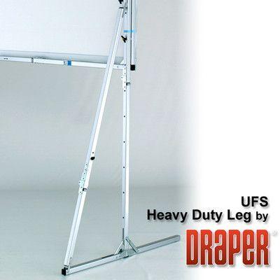 "Draper Ultimate Matt White Portable Projection Screen Size / Format: 146"" diagonal / 16:10"