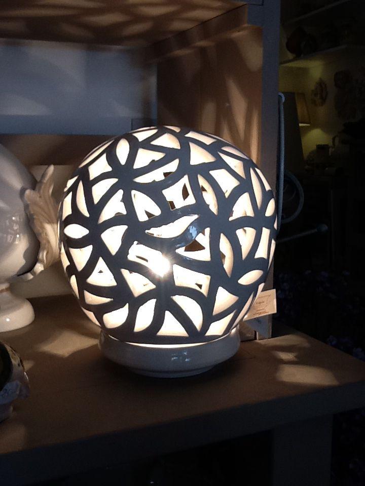 17 Best images about Lampade Ceramica - Pottery Lamps - Lampes en Ceramique o...