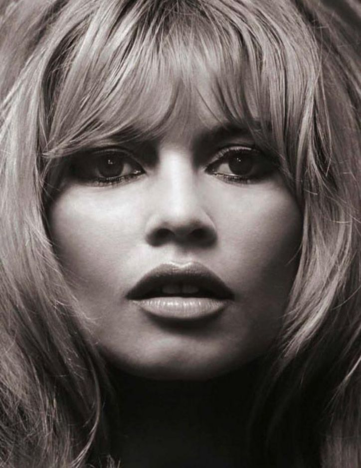 The Exclusive Stories Behind 7 Incredible Hollywood Bombshell Photos. Brigitte Bardot