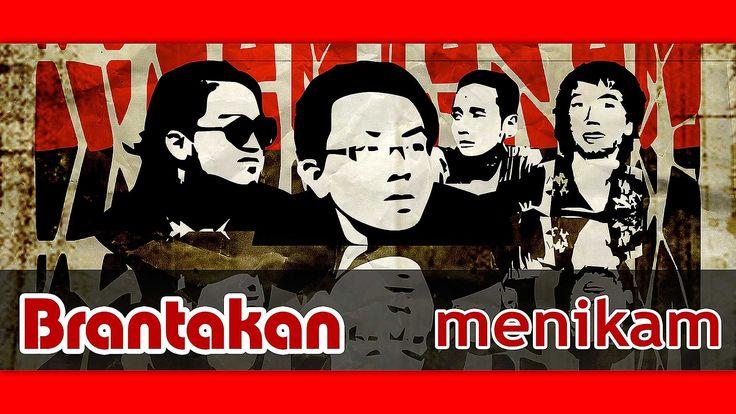 Brantakan - Menikam # Altenative Rock - Sejarah musik keras Grunge Indon...