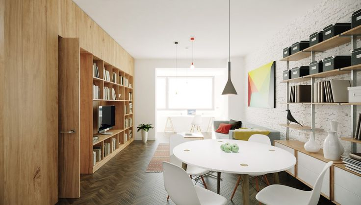 Status: PROPOSAL | Size: 590sft / 55sqm | Location: Bucharest | Type: Residential