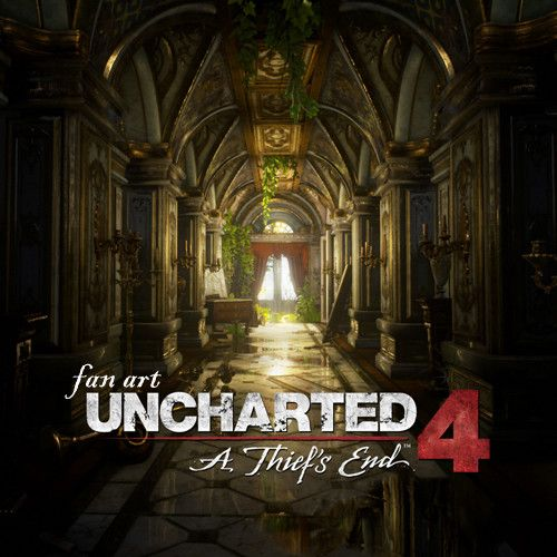 Uncharted4 Fan Art, Jinhee Kim on ArtStation at https://www.artstation.com/artwork/yllR8