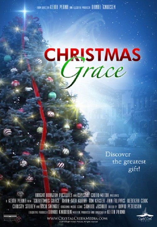 Watch Christmas Grace (2017) Full Movie Online Free
