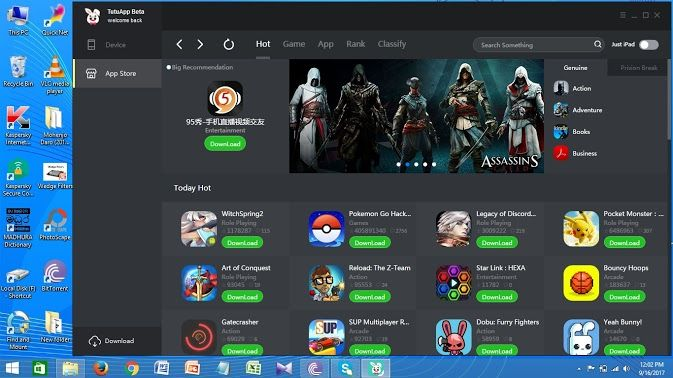 Tutuapp windows latest version free download for your