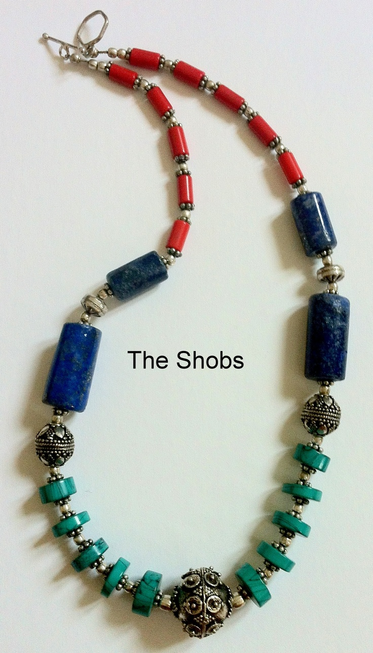 Handmade gemstone jewellery!