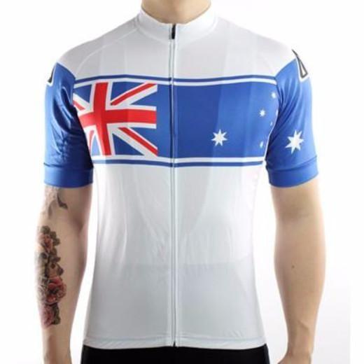 Australia National Pro Cycling Jersey