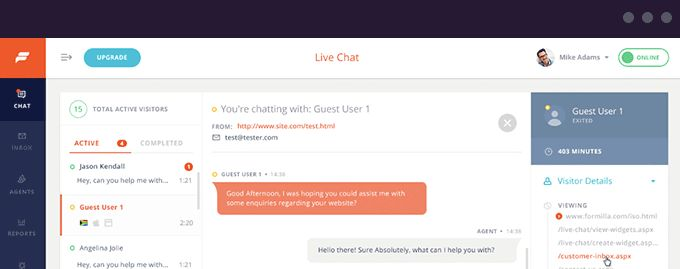 How To Add Live Chat Support Into Your WordPress