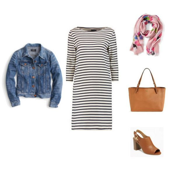 Create a Spring capsule wardrobe on a budget! This post is a preview of the E-Book, The Essential Capsule Wardrobe: Spring 2017 Collection. It reveals a few pieces in the capsule wardrobe and shows how you can mix and match those pieces to create several outfits! I'm excited to share with you all the latest Capsule Wardrobe…