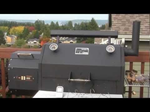 ▶ SmokingPit.com - Yoder Smokers YS640 Pellet Smoker High Temp Test Firmware U18 - BBQ Equipment Review #WhyIYoder