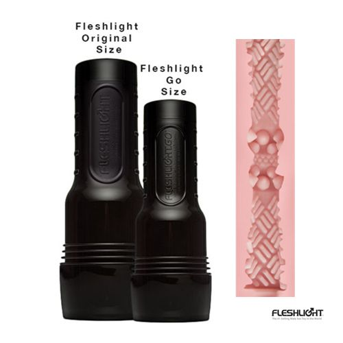 FLESHLIGHT GO SURGE – PINK LADY  The new Fleshlight GO Surge has a unique textured sleeve that is different to all the other Fleshlight units, the compact design also makes it easier to transport and use.