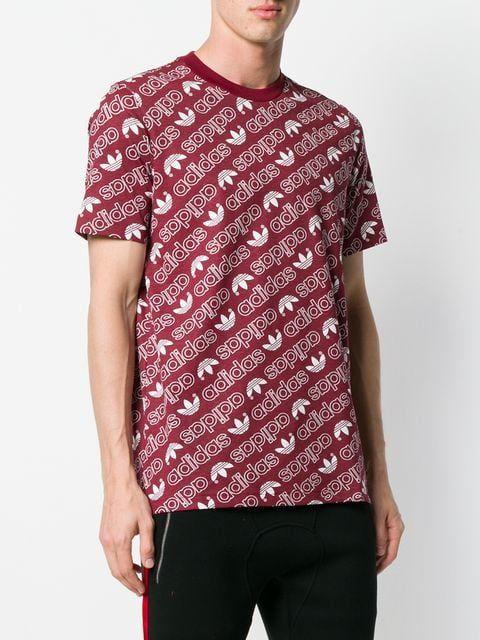 a2dd3df32 Adidas Adidas Originals Monogram T-shirt | casual look in 2019 ...