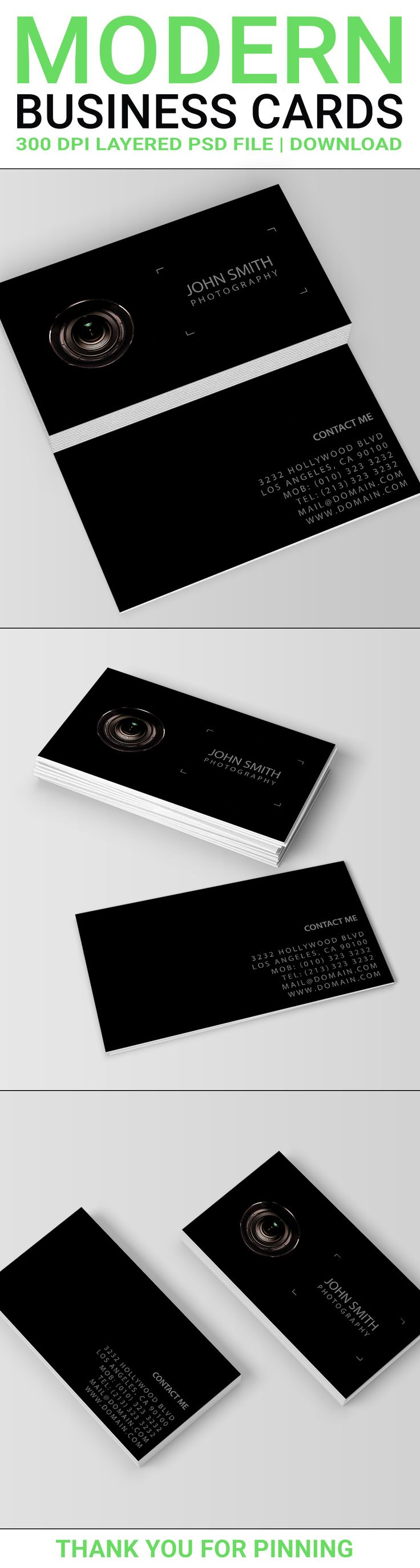 217 besten Business Card Templates Bilder auf Pinterest