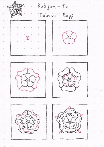 509 best images about zentangle doodle steps templates for Tudor menu template