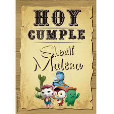 Resultado de imagen para decoracion de cumpleaños de la sheriff callie